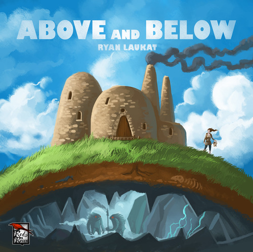 Monopolis Above and Below Base Tabletop, Board and Card Game