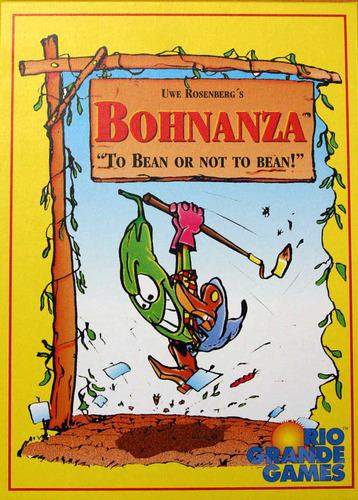 Monopolis Bohnanza Base Tabletop, Board and Card Game