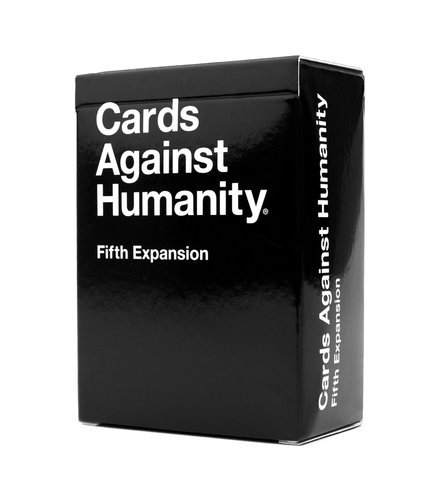 Monopolis Cards Against Humanity 5th Expansion Tabletop, Board and Card Game