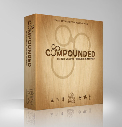 Monopolis Compounded Base Tabletop, Board and Card Game