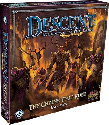 Monopolis Descent The Chain That Rust Tabletop, Board and Card Game