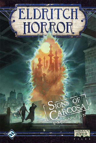 Monopolis Eldritch Horror Signs of Carcossa Tabletop, Board and Card Game
