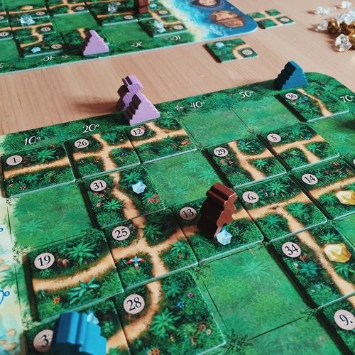 Monopolis Karuba Base Tabletop, Board and Card Game