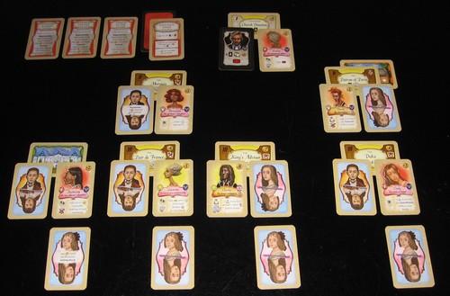Monopolis Legacy Testament of Duke De Crecy Board Game Base Tabletop, Board and Card Game