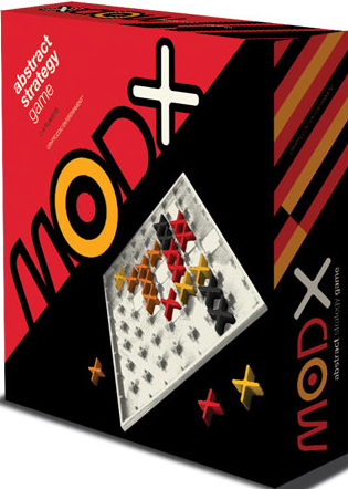 Monopolis Mod X Base Tabletop, Board and Card Game