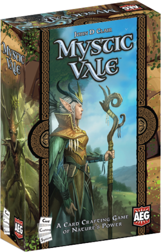 Monopolis Mystic Vale Base Tabletop, Board and Card Game