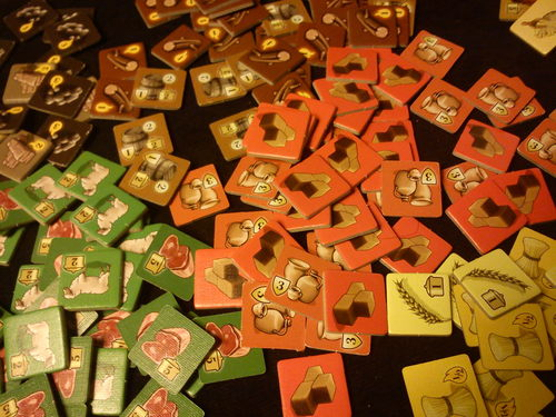 Monopolis Ora Et Labora Base Tabletop, Board and Card Game