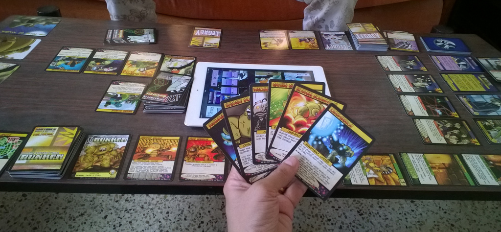 Monopolis Sentinels of the Multiverse Enchanced Edition Board Game Base Tabletop, Board and Card Game