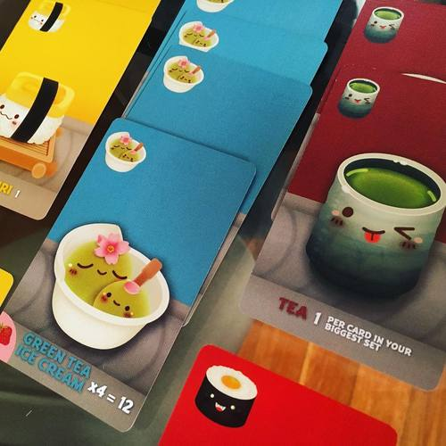 Monopolis Sushi Go Party Board Game (Dent) Base Tabletop, Board and Card Game