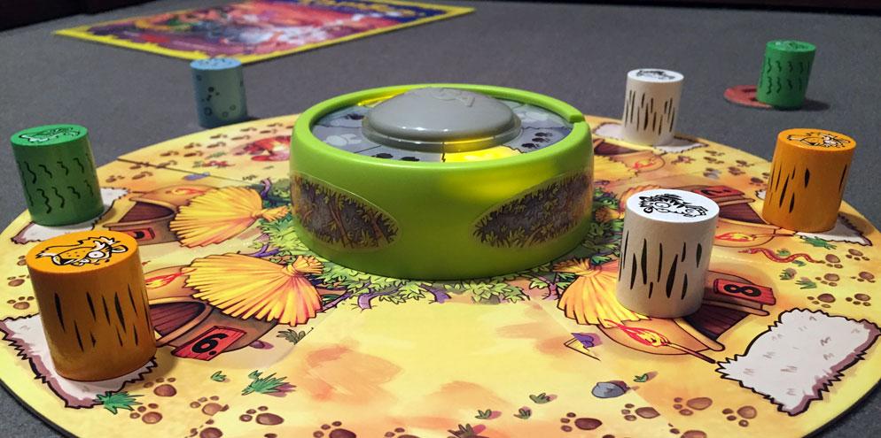 Monopolis Tambuzi Board Game Base Tabletop, Board and Card Game