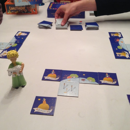 Monopolis The Little Prince Make Me A Planet Expansion Tabletop, Board and Card Game