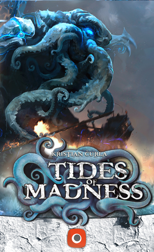 Monopolis Tides of Madness Base Tabletop, Board and Card Game