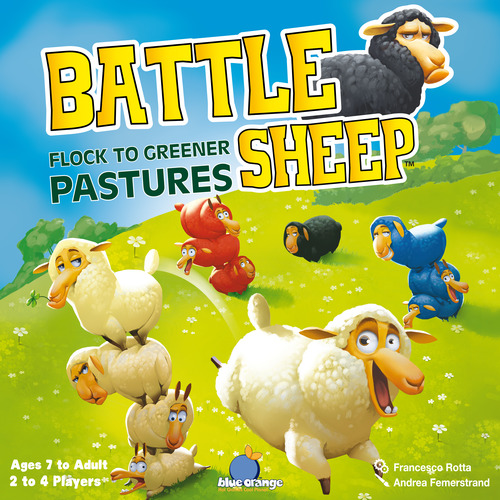 Monopolis Battle Sheep Board Game Base Tabletop, Board and Card Game