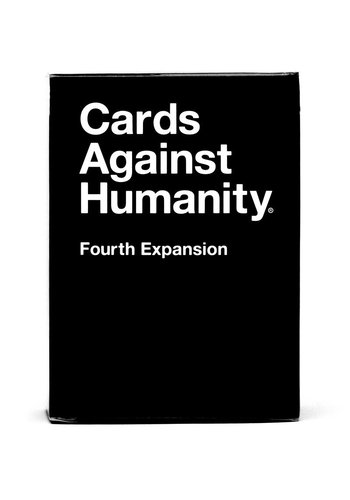 Monopolis Cards Against Humanity 4th Expansion Tabletop, Board and Card Game