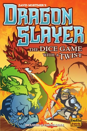 Monopolis Dragon Slayer Base Tabletop, Board and Card Game
