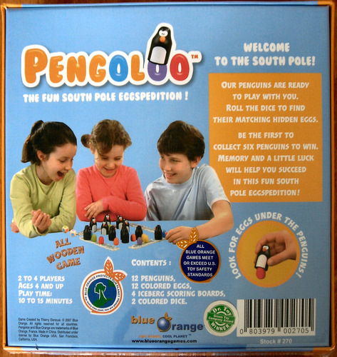 Monopolis Pengoloo Board Game Base Tabletop, Board and Card Game