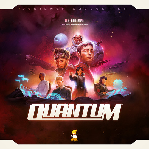 Monopolis Quantum Base Tabletop, Board and Card Game
