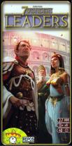 Monopolis 7 Wonders Leaders Expansion Tabletop, Board and Card Game