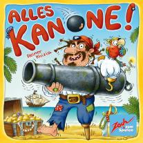 Monopolis Alles Kanone Base Tabletop, Board and Card Game