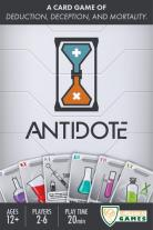 Monopolis Antidote Base Tabletop, Board and Card Game