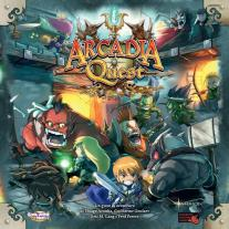 Arcadia Quest Board Game Monopolis
