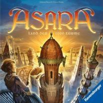 Monopolis Asara Base Tabletop, Board and Card Game