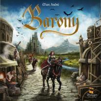 Monopolis Barony Base Tabletop, Board and Card Game