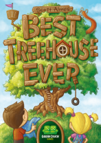 Monopolis Best Treehouse Ever Base Tabletop, Board and Card Game