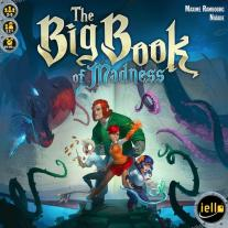 Monopolis Big Book of Madness Base Tabletop, Board and Card Game