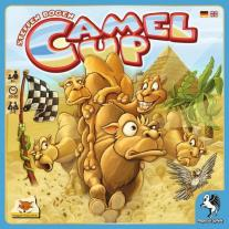 Monopolis Camel Up Base Tabletop, Board and Card Game