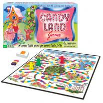 Monopolis CandyLand Base Tabletop, Board and Card Game