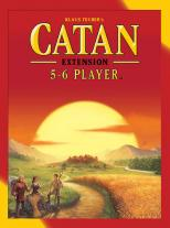 Monopolis Catan 5-6 Players Expansion Tabletop, Board and Card Game