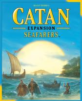 Monopolis Catan Seafarers Expansion Tabletop, Board and Card Game