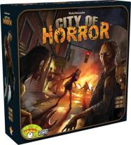 Monopolis City of Horror Base Tabletop, Board and Card Game