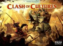 Monopolis Clash of Cultures Base Tabletop, Board and Card Game