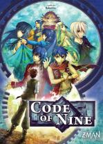Monopolis Code of Nine Base Tabletop, Board and Card Game