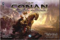 Monopolis Age of Conan The Strategy Base Tabletop, Board and Card Game