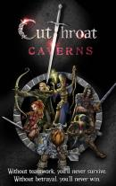 Monopolis Cutthroat Caverns Base Tabletop, Board and Card Game