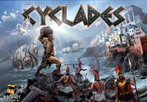 Monopolis Cyclades Base Tabletop, Board and Card Game