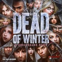 Monopolis Dead of Winter Base Tabletop, Board and Card Game