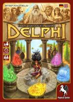 Monopolis The Oracle of Delphi Base Tabletop, Board and Card Game