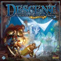 Monopolis Descent Base Tabletop, Board and Card Game
