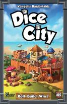 Monopolis Dice City Base Tabletop, Board and Card Game
