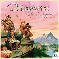 Monopolis Discoveries Base Tabletop, Board and Card Game