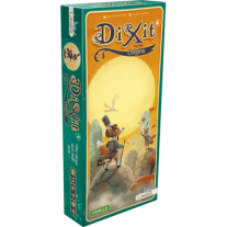 Monopolis Dixit Origins Expansion Tabletop, Board and Card Game
