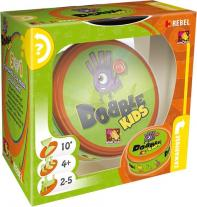 Monopolis Dobble Kids Base Tabletop, Board and Card Game