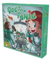 Monopolis Doctor Panic Base Tabletop, Board and Card Game