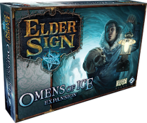 Monopolis Elder Sign Omens of Ice Expansion Tabletop, Board and Card Game