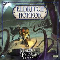Monopolis Eldritch Horror Under the Pyramids Expansion Tabletop, Board and Card Game