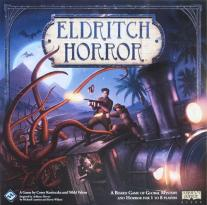 Monopolis Eldritch Horror Base Tabletop, Board and Card Game